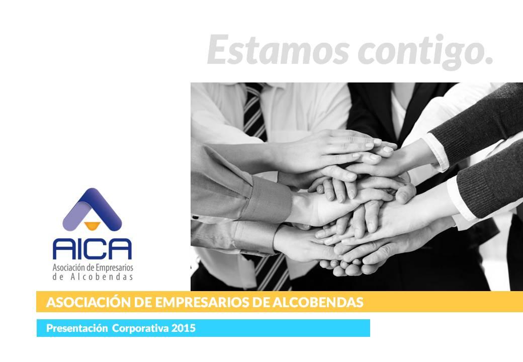 AICA - presentación corporativa 2015 portada