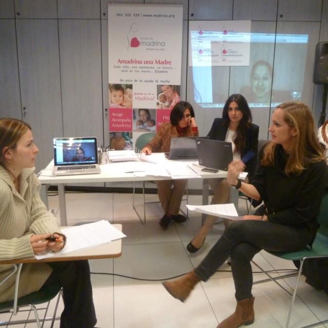 AICA colabora con el proyecto E+E+100 de la Fundación Madrina
