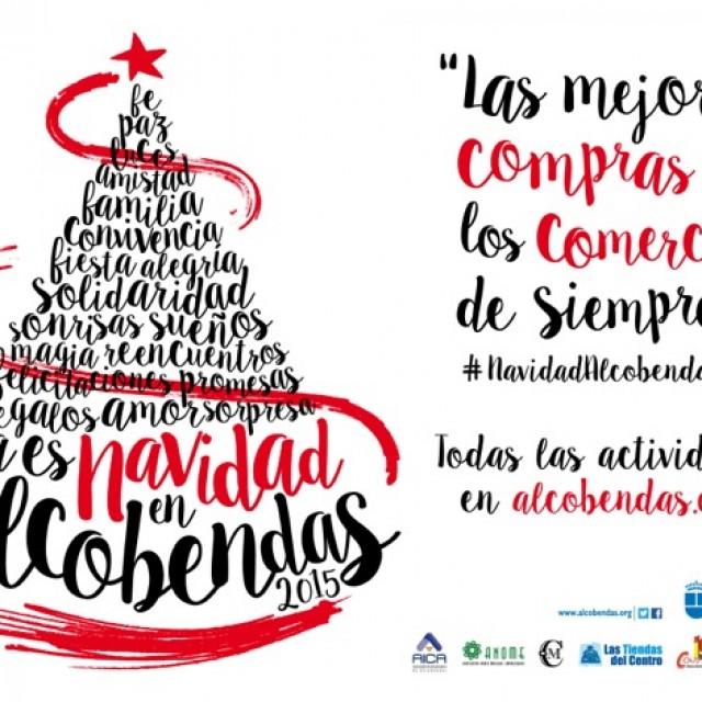 Intenso programa de actividades para dinamizar el comercio de siempre en la Navidad de Alcobendas