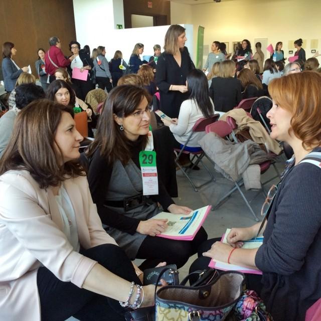 'Getting Contacts Woman Alcobendas': más de 600 reuniones de negocio en una sola mañana