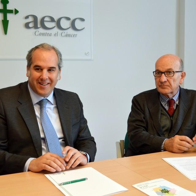 AICA y la AECC juntas por la prevencióncontra el cáncer en las empresas