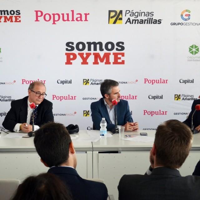 El espacio de radio Somos PYME dedica un programa a los empresarios de Alcobendas