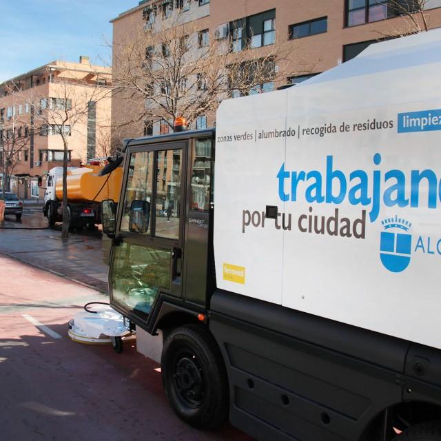 Comienza la 'Campaña de limpieza de refuerzo', este año también en todas las calles de los Distritos Centro y Norte