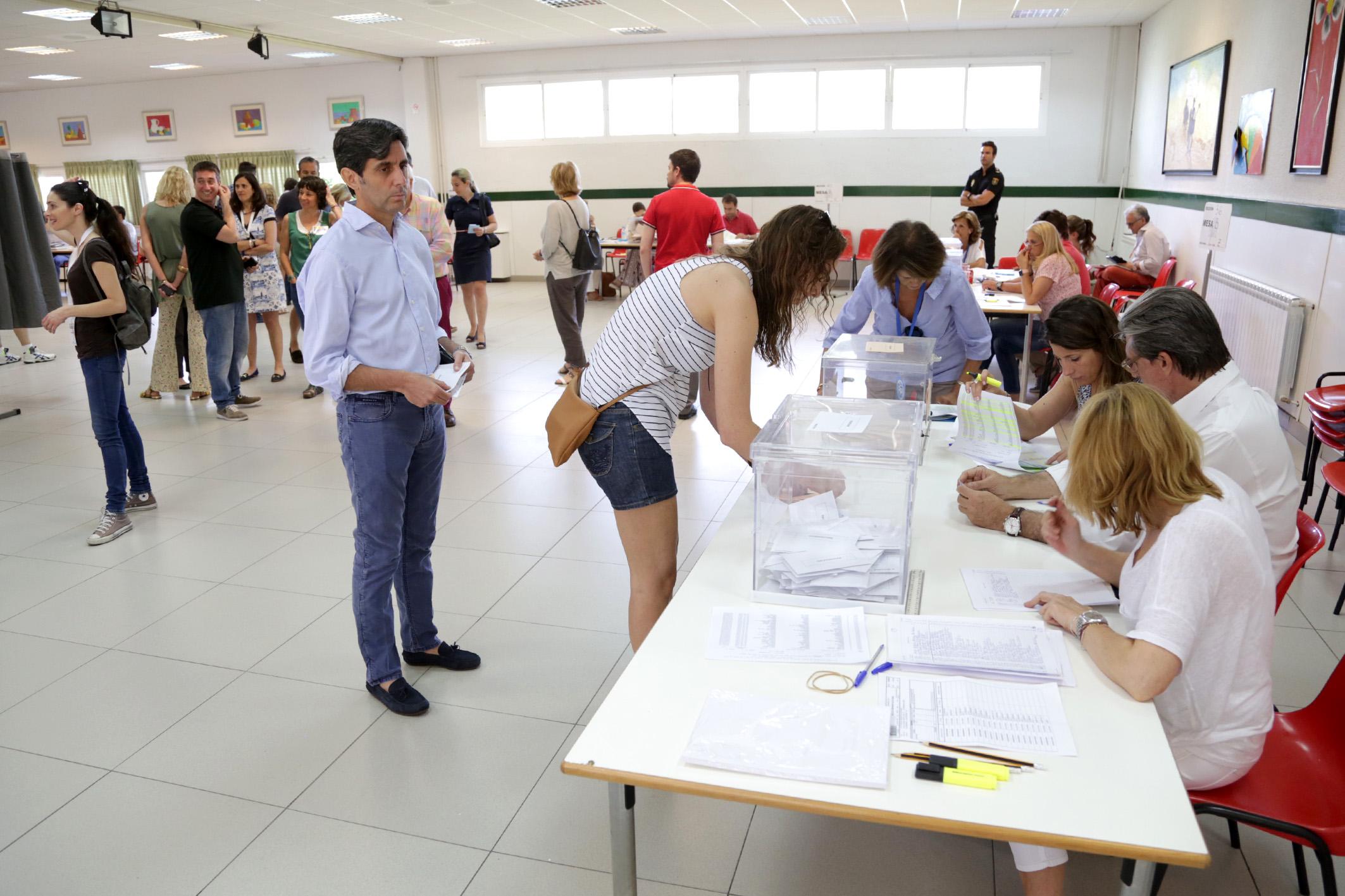 Resultado De Las Elecciones Generales En Alcobendas Aica