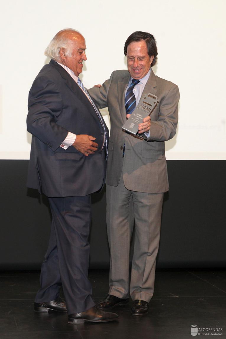 Premios Oscar Motor 007
