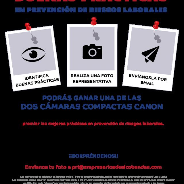 Entrega de premios del I Concurso de Buenas Prácticas en PRL