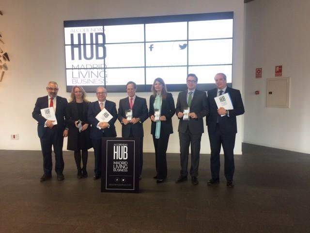 ALCOBENDAS HUB MADRID LIVING BUSINESS