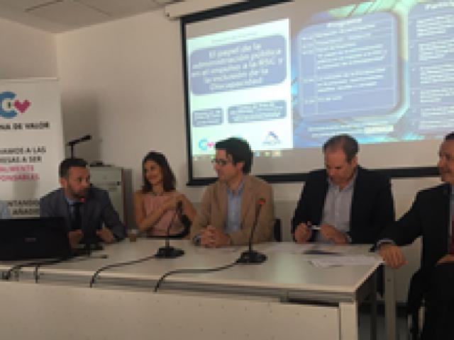 Cadena de Valor, AICA y el Ayuntamiento de Alcobendas, organizan un desayuno para discutir los beneficios de la integración de personas con discapacidad en la empresa