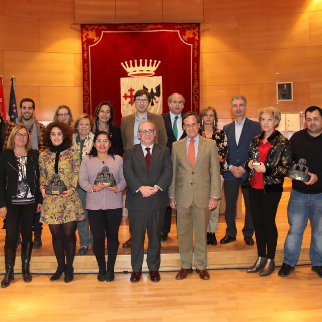 Entregados los premios del concurso de escaparates de Navidad