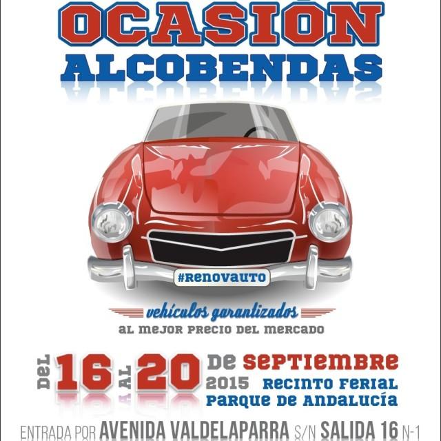Renovauto Alcobendas: 7ª Feria del Vehículo de Ocasión