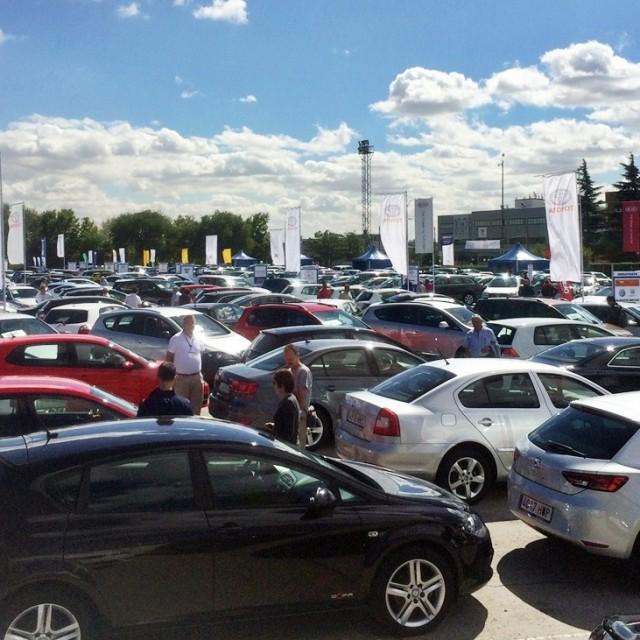 Éxito de Renovauto Alcobendas que vende el 72% de su exposición de vehículos