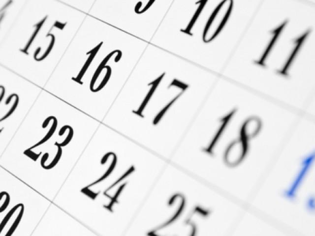 Calendario laboral 2019: días festivos y puentes
