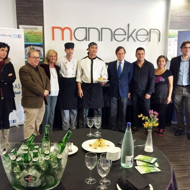 Creatividad y Sabor se dan cita en Alcobendas con 'Tapeando al Norte de Madrid'