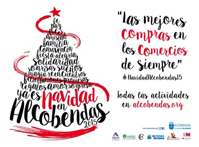 Animaciones Felicitaciones De Navidad.Intenso Programa De Actividades Para Dinamizar El Comercio