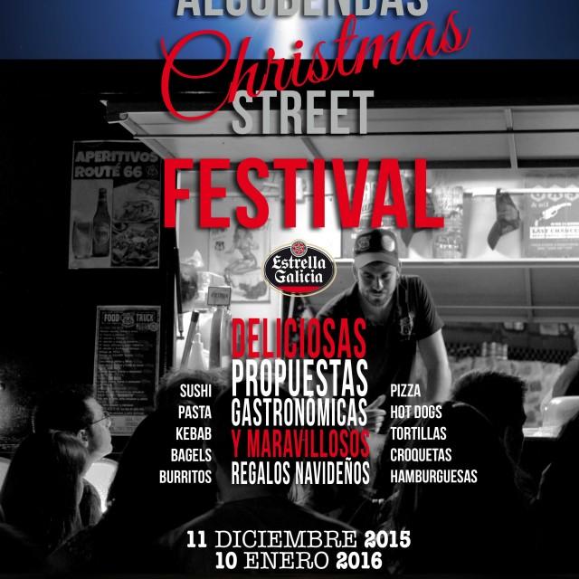 Alcobendas acoge 'Christmas Street Festival',un evento gastronómico y de ocio para toda la familia