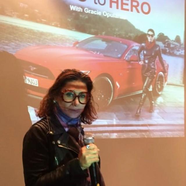 La exitosa blogger Gracie Opulanza dará una conferencia en 'Getting Contacts Woman Alcobendas'