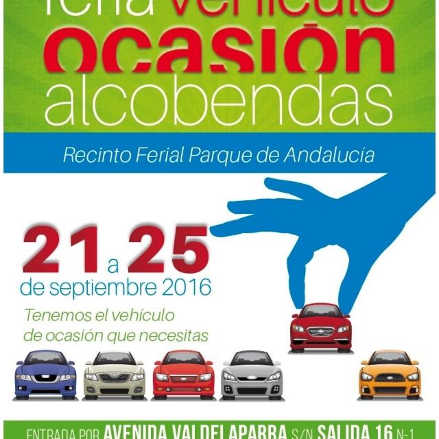 Renovauto: 8ª Feria del Vehículo de Ocasión de Alcobendas