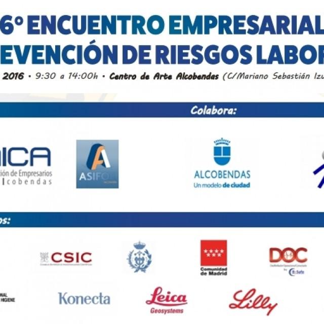 6º Encuentro Empresarial dePrevención de Riesgos Laborales