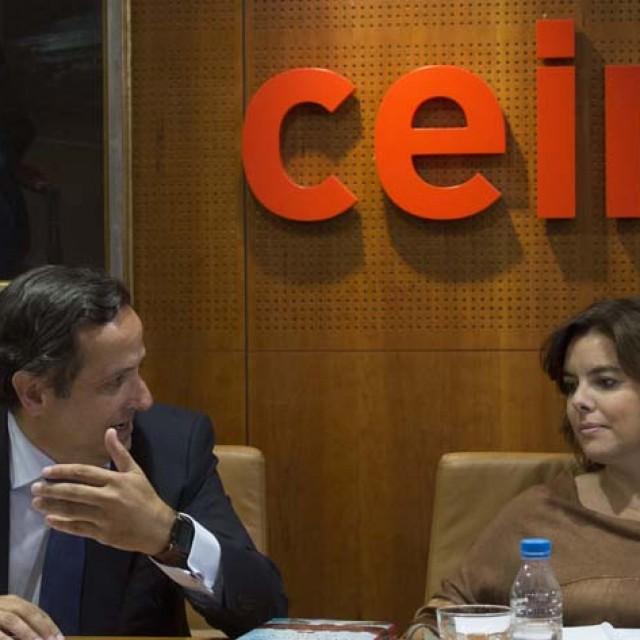 """Juan Pablo Lázaro: """"Los empresarios necesitamos un ecosistema favorable para la creación de riqueza y empleo para todos"""""""