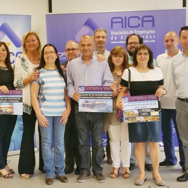 Un Crucero por el Mediterráneo para el ganador de 'Compra y Viaja' en Alcobendas