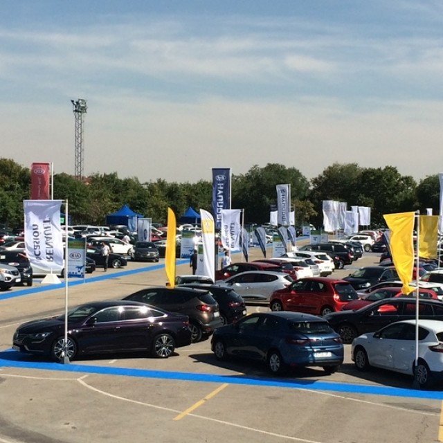 Renovauto Alcobendasgenera cerca de 3 millones de eurosen ventas para el sector de automoción