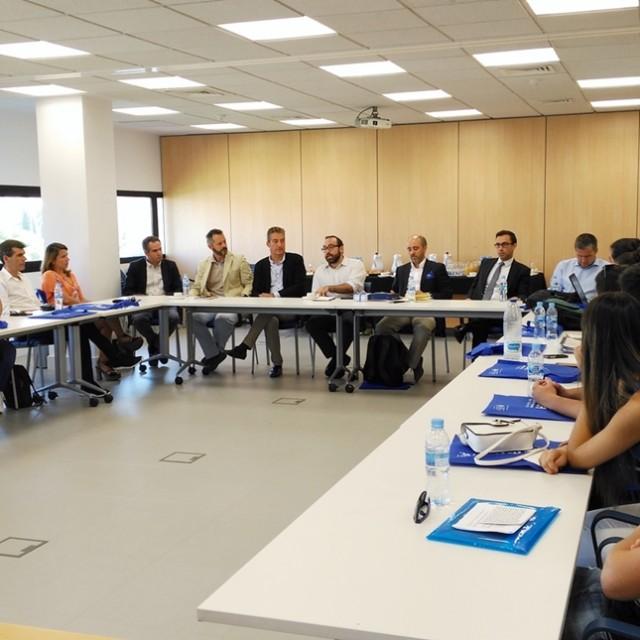 Los empresarios de Alcobendas estrechan lazos con Portugal