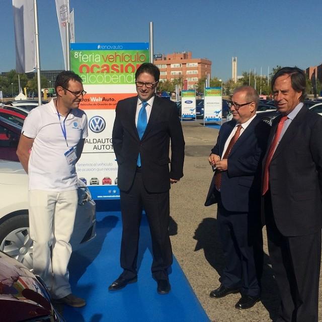 Desde hoy y hasta el 25 de septiembre: Renovauto Alcobendas, la gran feria del vehículo de ocasión