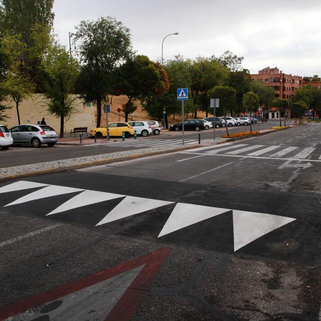 Continúan las obras para incrementar la seguridad y la movilidad en los distritos