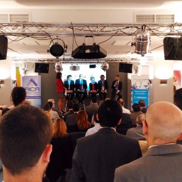 Más de 200 empresarios se dan cita en Live Networking Madrid Norte