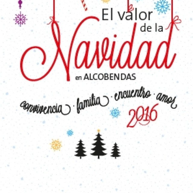XXIX Edición del Concurso de Escaparates Navideños de Alcobendas