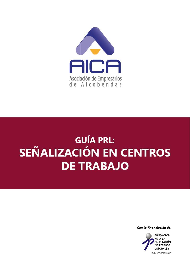 4T 2016 - Señalización de Centros de Trabajo PORTADA