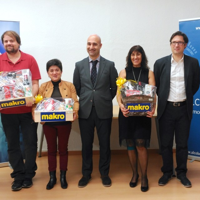Entregados los premios de los 'Días de Guiso y Cuchara' de Alcobendas