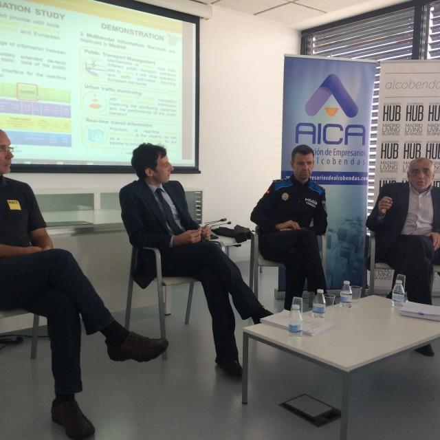 AICA organiza el II Foro de movilidad y seguridad vial en la empresa