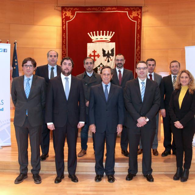 Encuentro por la atracción de empresas Alcobendas – Portugal