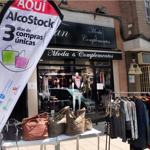 Abierto el plazo para que los comercios se inscriban en 'Alcostock en tu tienda habitual'