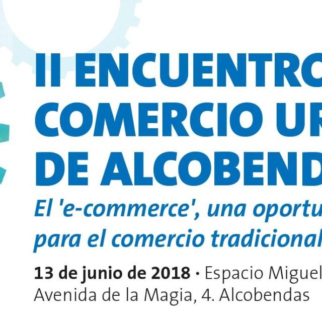 II Encuentro de Comercio Urbano de Alcobendas