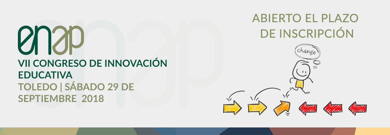180509 NP - VII Congreso de Innovación Educativa ENAP