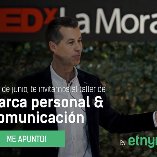 Etnyka: Taller de Marca personal & Comunicación