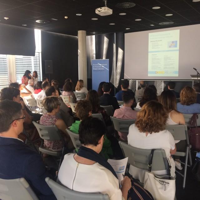 El bienestar de los empleados, la coordinación de actividades y seguridad y la comunicación en prevención a debate en el 8º Encuentro Empresarial de PRL de AICA