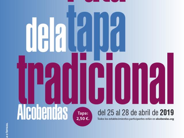 DESDE HOY Y HASTA EL DOMINGO 28: 'RUTA DE LA TAPA TRADICIONAL DE ALCOBENDAS'