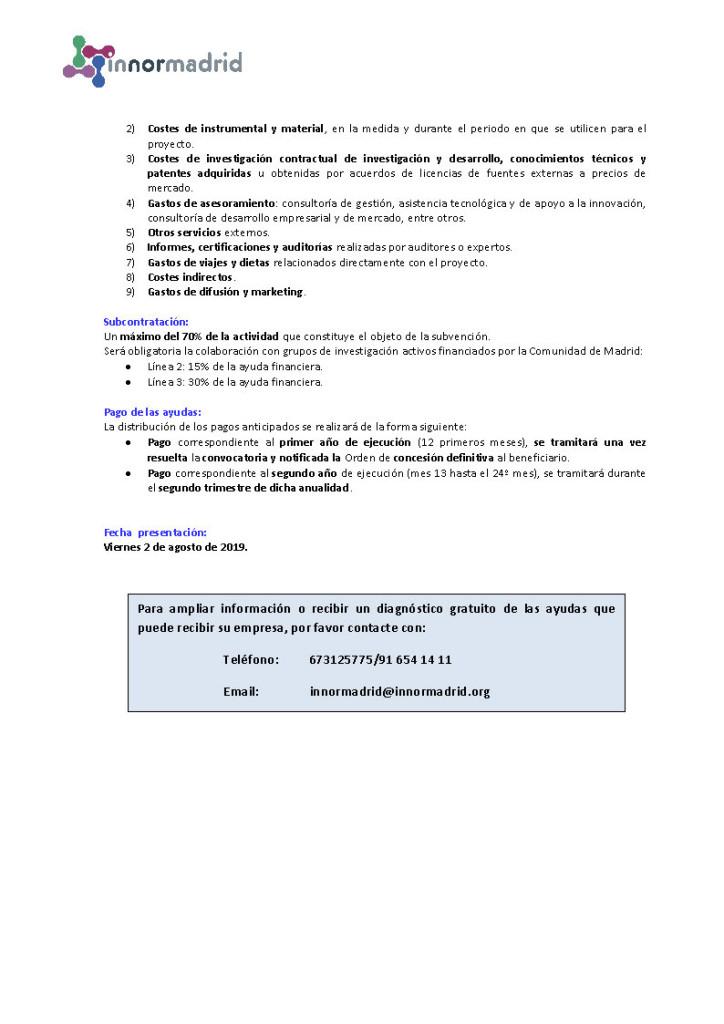 2019-07 INNORMADRID RIS 3 LINEAS STARTUPS Y PYMES_Página_2