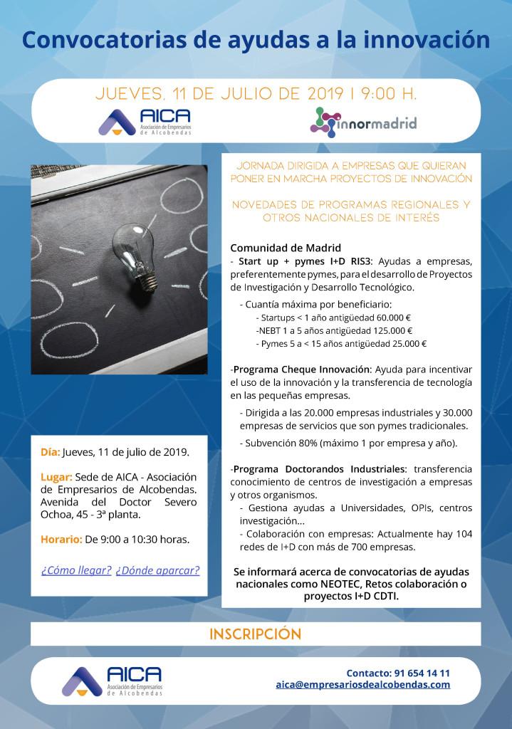INNORMADRID - 11 DE JULIO