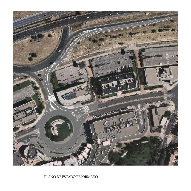 Comienzan las obras de remodelación de la Avenida de Bruselas para crear un acceso directo a la carretera A-1
