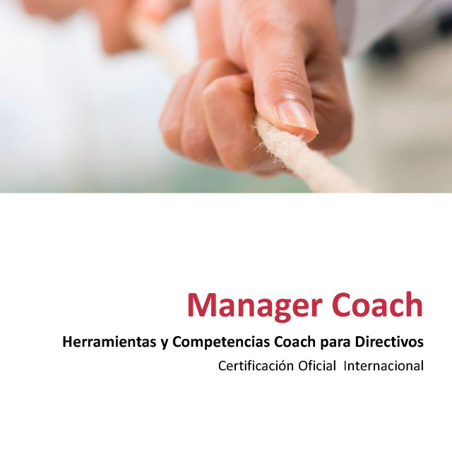 Curso Manager Coach. Herramientas y competencias coach para directivos