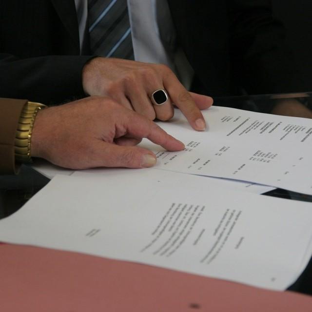 Modificación de la ley de contratos del sector público