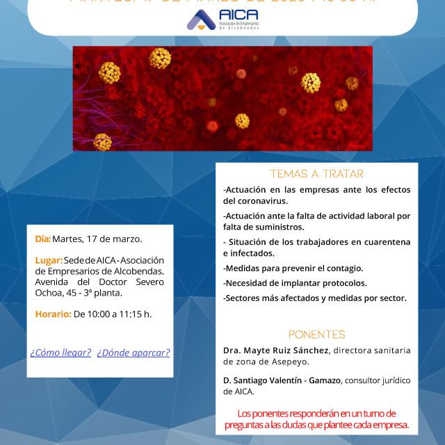 ¿Cómo afecta el coronavirus COVID-19 a las relaciones laborales?