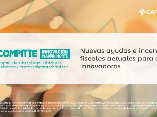 Ayudas para la realización de doctorados industriales en la Comunidad de Madrid