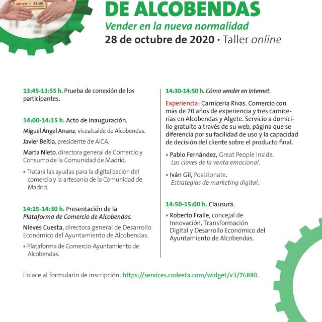IV Encuentro de Comercio Urbano de Alcobendas