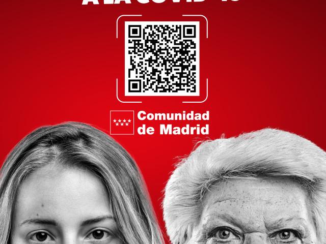 Coronavirus COVID-19 | Códigos QR Comunidad de Madrid