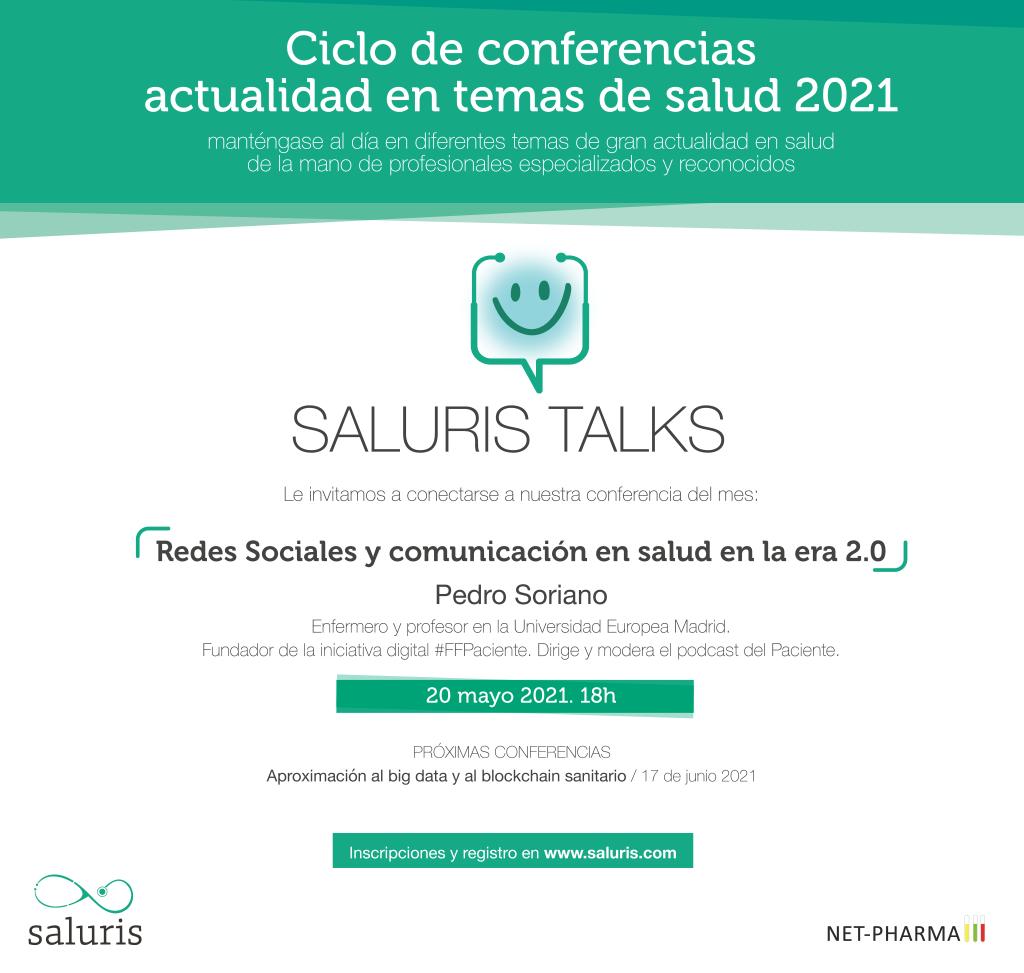 Invitación conferencia 20 Mayo